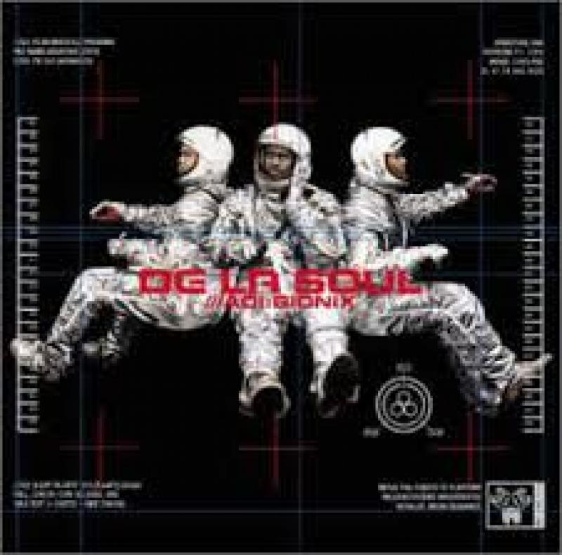 De La Soul - AOI Bionix (CD) (610535223227)