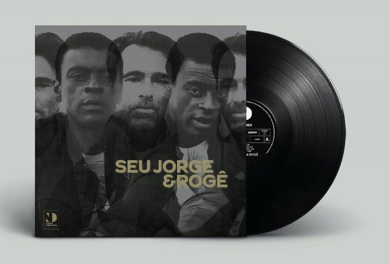 LP Seu Jorge e Roge Night Dreamer Direct To Disc Sessions VINYL IMPORTADO LACRADO