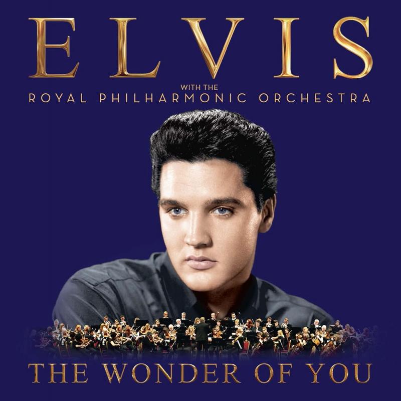 Elvis Presley - The Wonder Of You (CD) (889853622429)