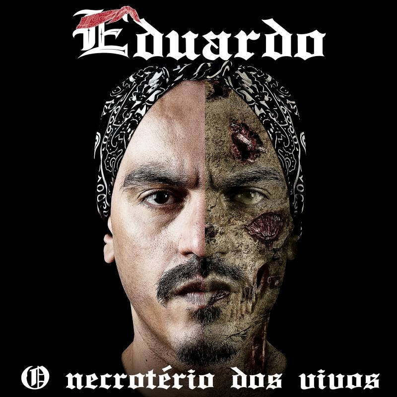 EDUARDO - O Necroterio dos Vivos (CD DUPLO) (7899478206723)