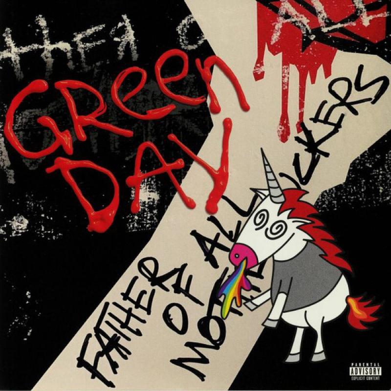 LP Green Day - Father Of All VINYL DUPLO IMPORTADO LACRADO