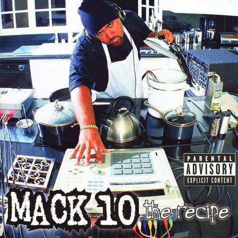 Mack 10 - THE RECIPE (CD)