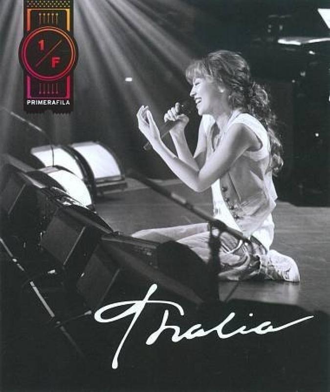 Thalia - Primera Fila IMPORTADO (DVD)