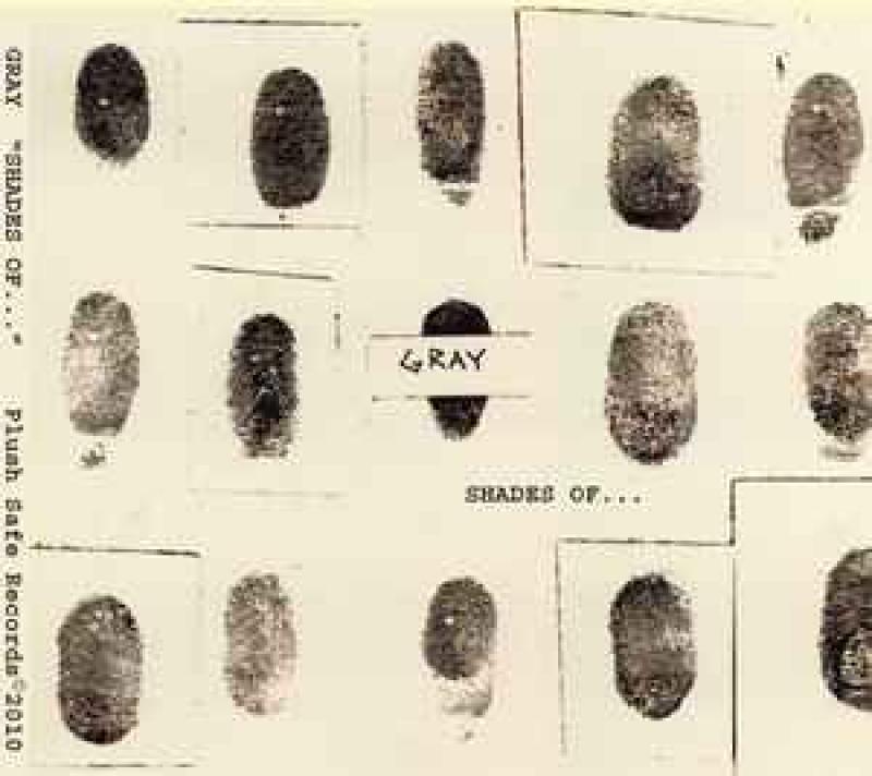 Gray - Shades Of (CD)