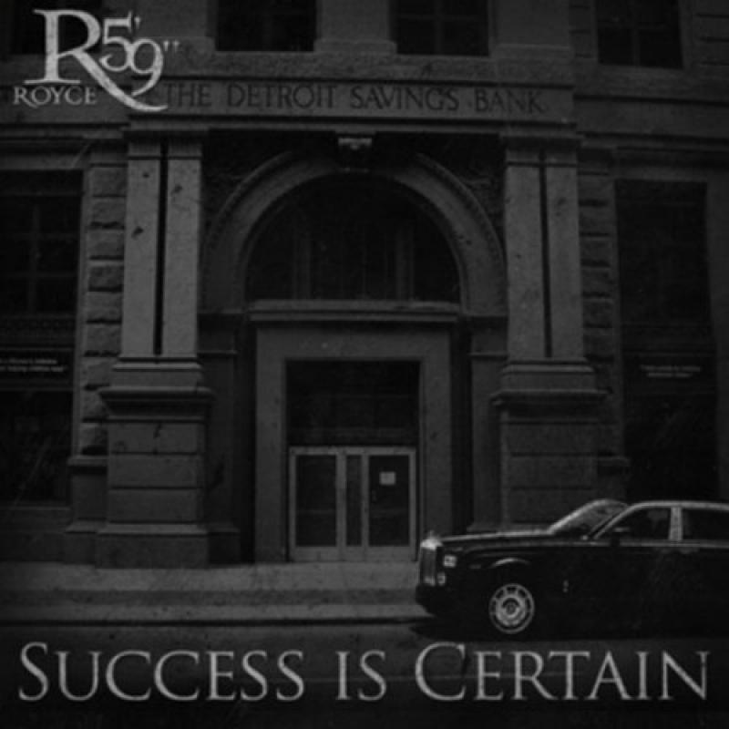 ROYCE DA 59 - Success Is Certain (CD) IMPORTADO