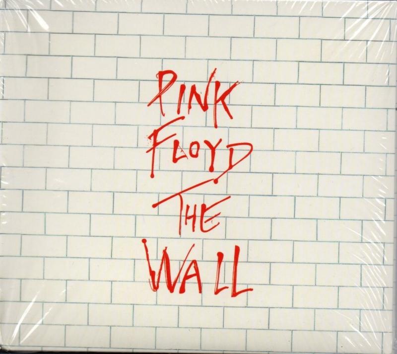 Pink Floyd - The Wall (CD DUPLO) CD DIGIPACK