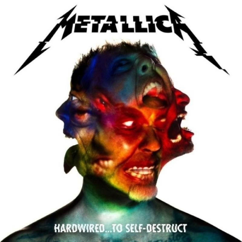 Metallica - Hardwired To Self Destruct - 2 CDs