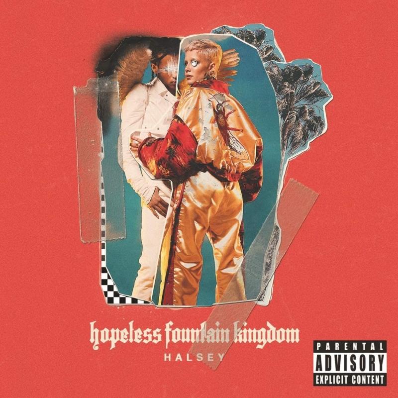 Halsey - Hopeless Fountain Kingdom CD
