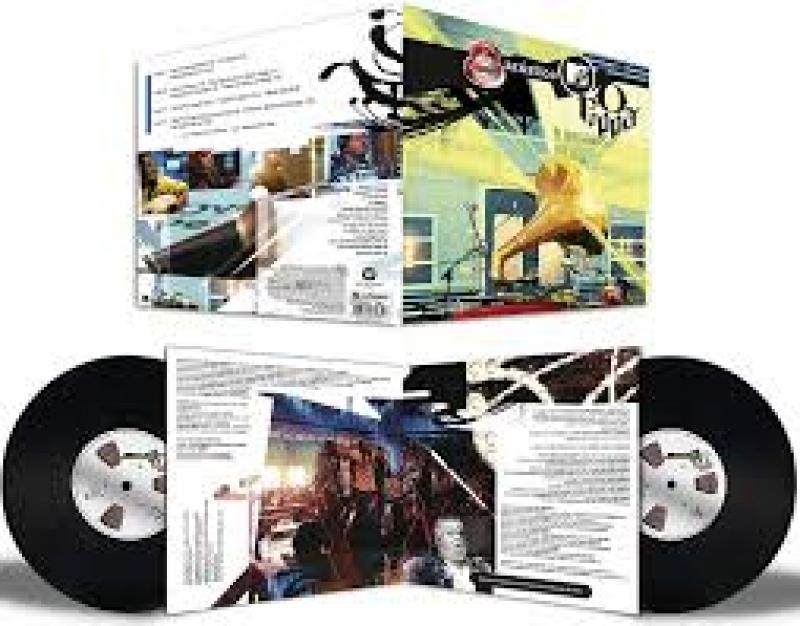 LP O Rappa - Acustico MTV VINYL DUPLO LACRADO