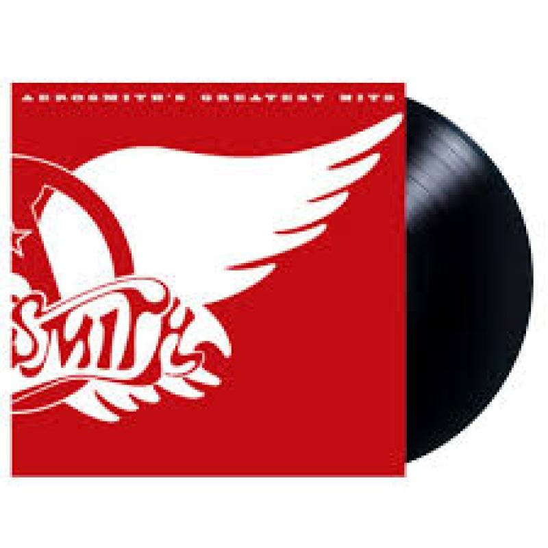 LP AEROSMITHS - Aerosmiths Greatest Hits VINYL IMPORTADO LACRADO