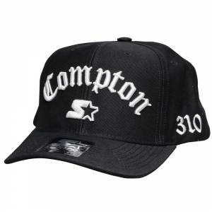 BONE STARTER SNAP COMPTON LABEL PRETO