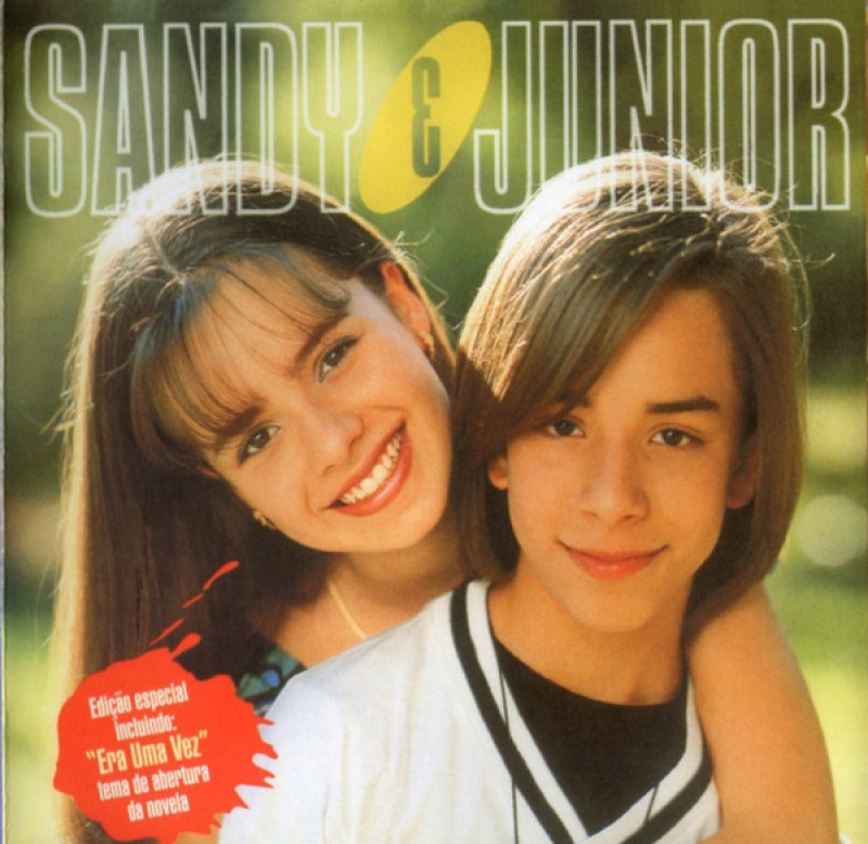Sandy e Junior - Sonho Azul (CD)