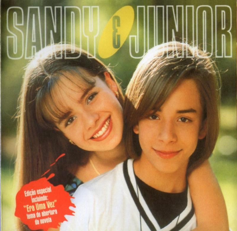 Sandy e Junior - Sonho Azul (CD)