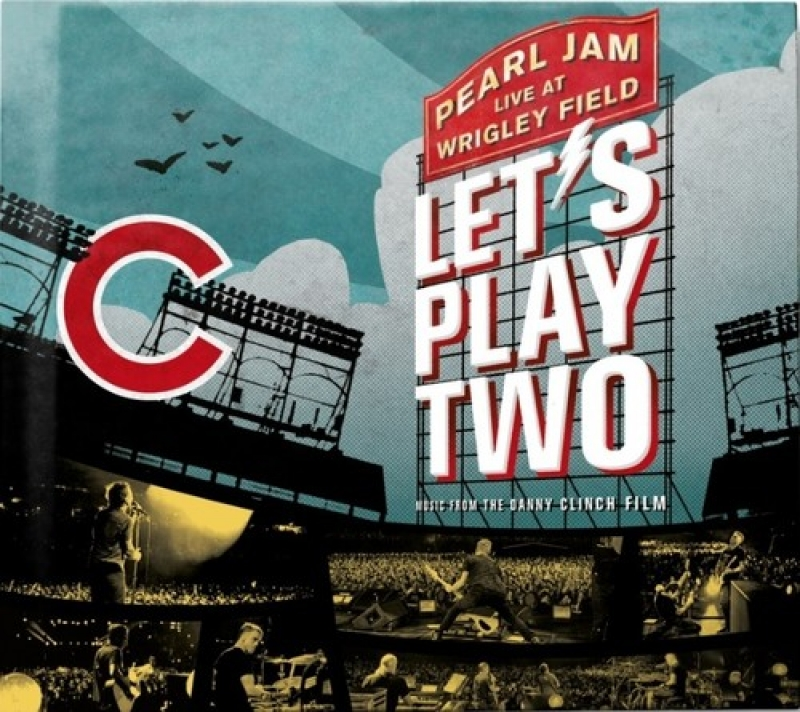 Pearl Jam - LETS PLAY TWO (CD) IMPORTADO