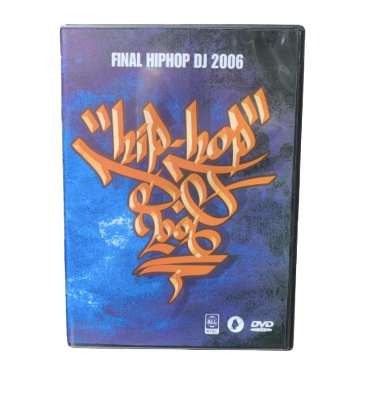 HIP HOP DJ 2006 CAMPEONATO DE DJS DVD