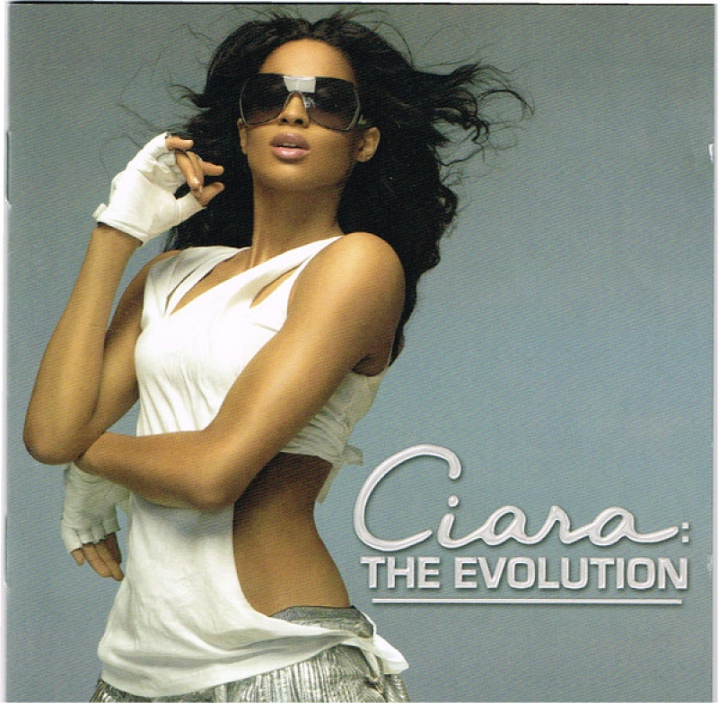 Ciara - The Evolution CD