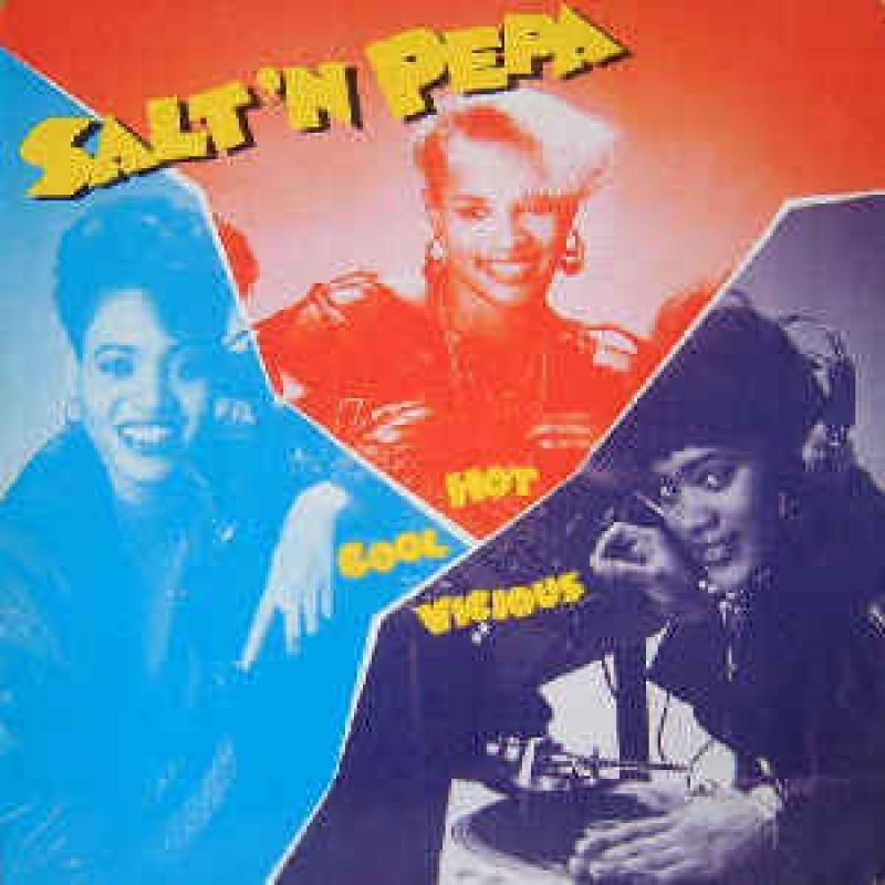 Salt N Pepa - Hot Cool Vicious CD