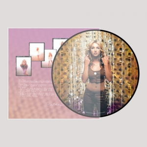 LP BRITNEY SPEARS - Oops I Did It Again (20th Anniversary Edition) VINYL PICTURE