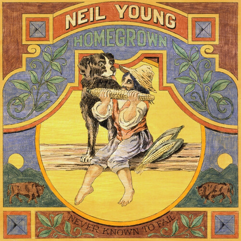 NEIL YOUNG - Homegrown (CD) digifile