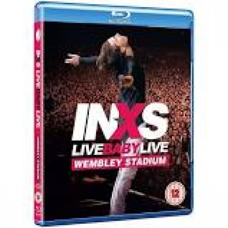 INXS - Live Baby Live Live At Wembley Stadium (BLURAY)