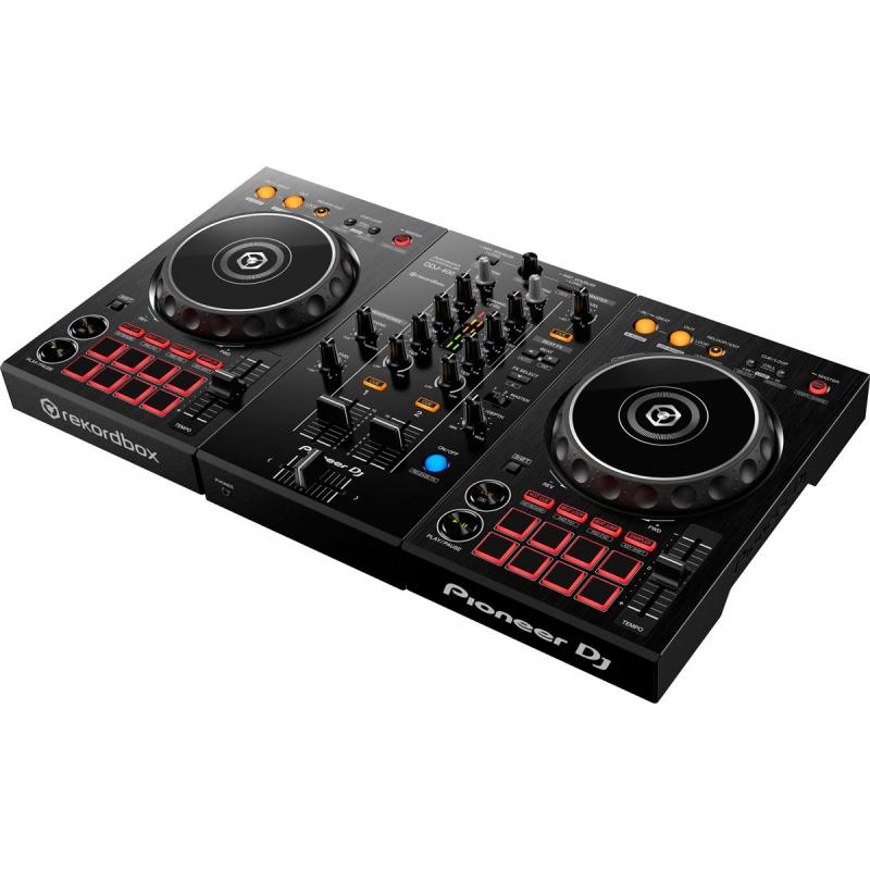 DDJ 400 Pioneer DJ controladora com Rekordbox DJ