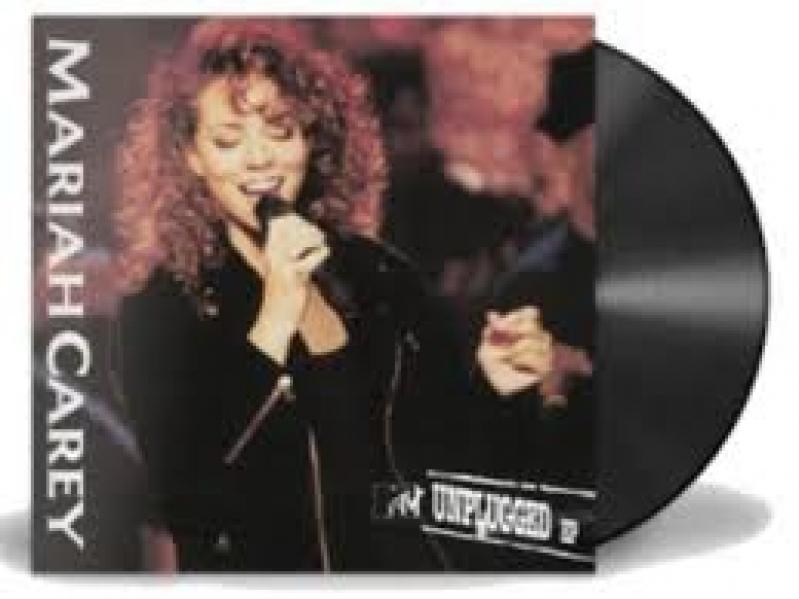 LP MARIAH CAREY - Mtv Unplugged VINYL 140GRAM LACRADO