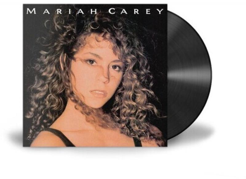 LP MARIAH CAREY - Mariah Carey VINYL LACRADO