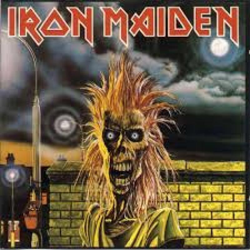 Iron Maiden - CD Rock