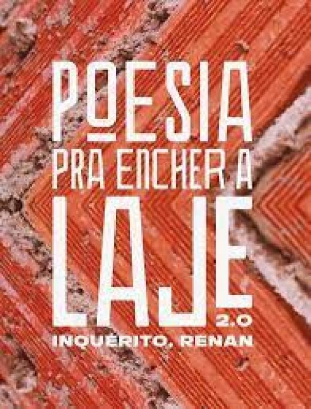 LIVRO Poesia Pra Encher a Laje 2 0 (RENAN INQUERITO)