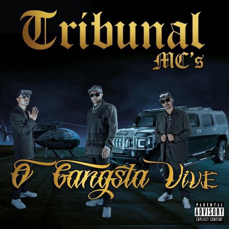 TRIBUNAL MCS - O GANGSTA VIVE (CD) RAP NACIONAL