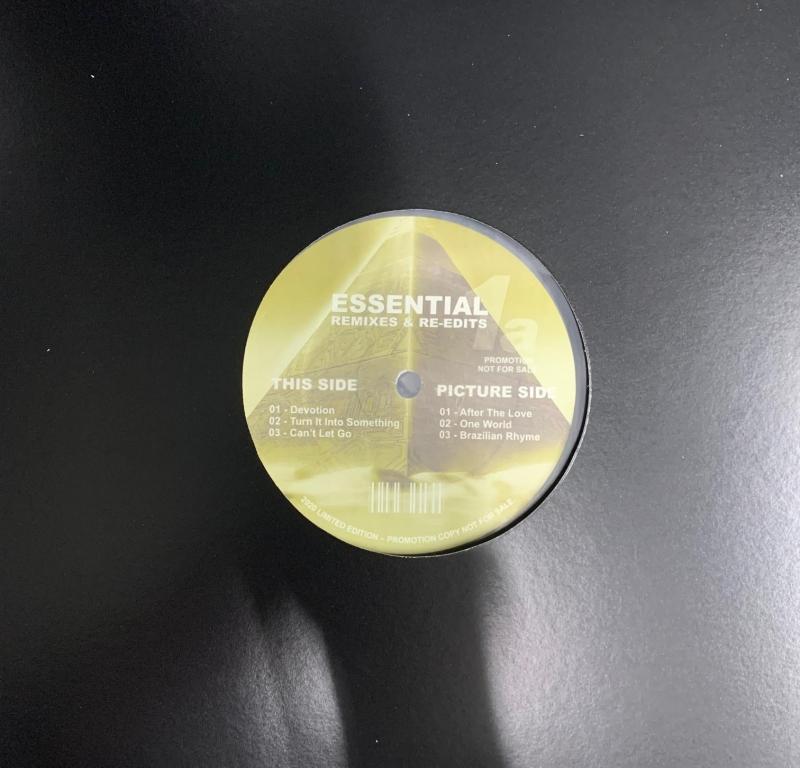 LP EWF - REMIXES E RE EDITS VINYL IMPORTADO