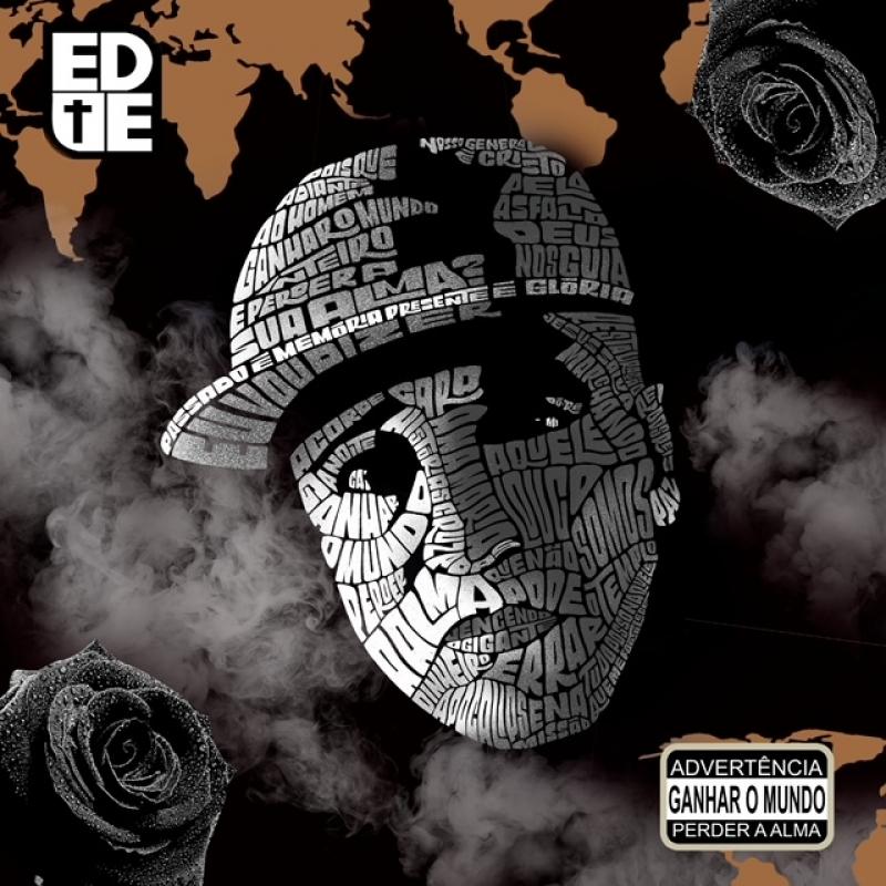 EDIE - GANHAR O MUNDO E PERDER A ALMA (CD) RAP NACIONAL