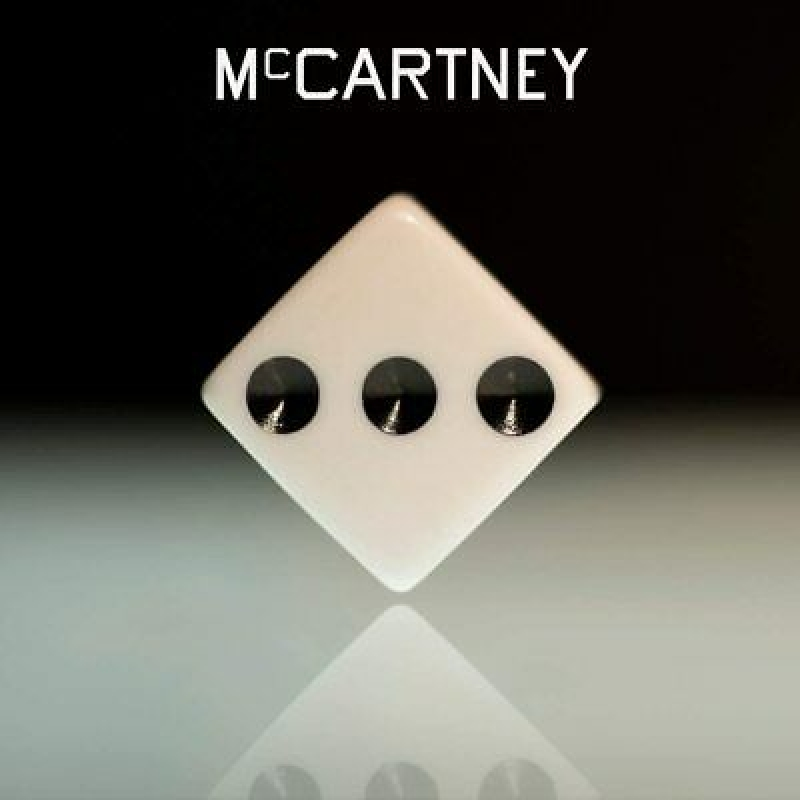 PAUL MCCARTNEY - MCCARTNEY III (CD) DIGIPACK