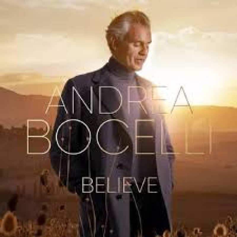 Andrea Bocelli - Believe (Deluxe) (CD)