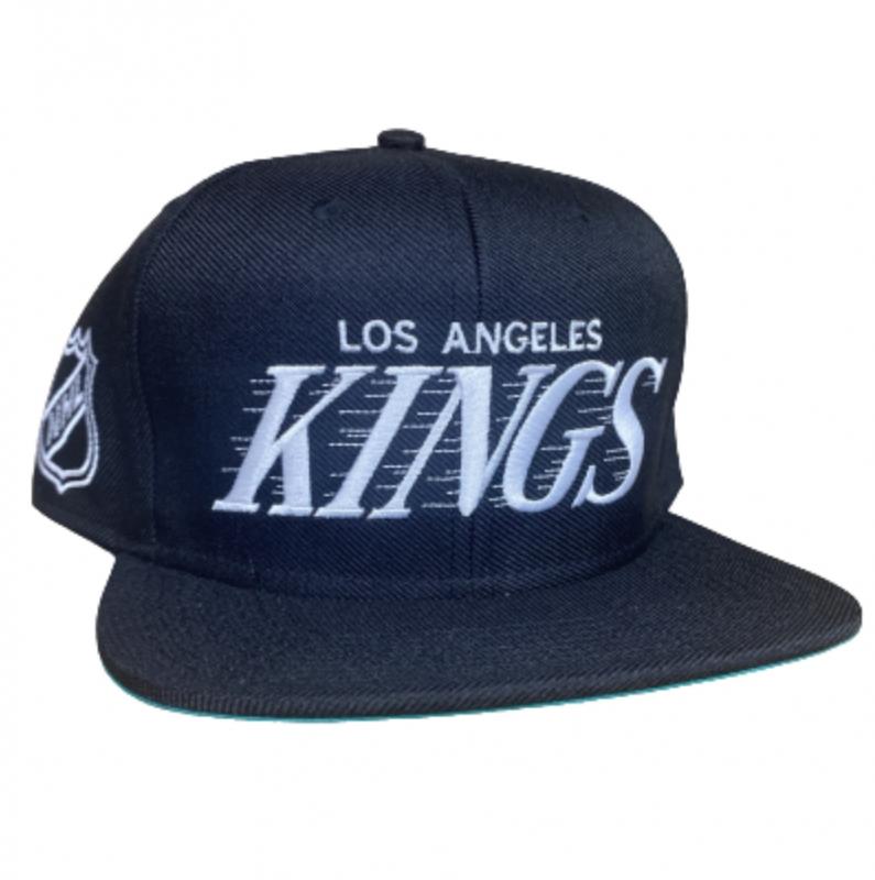 BONE LOS ANGELES KINGS NHL PRETO