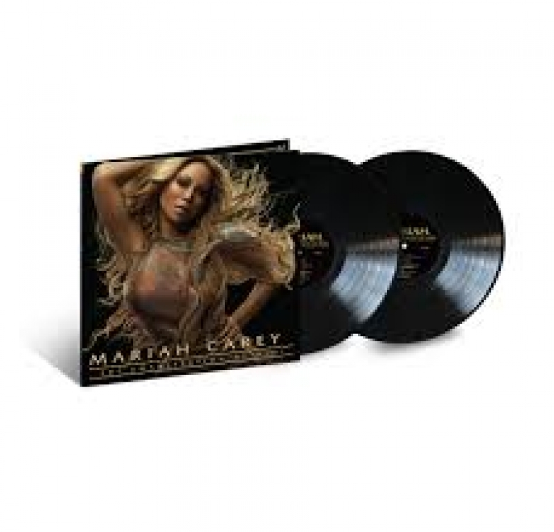 LP MARIAH CAREY - The Emancipation Of Mimi VINYL DUPLO IMPORTADO LACRADO