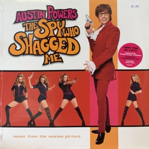 LP Austin Powers - The Spy Who Shagged Me VINYL COLORIDO LACRADO