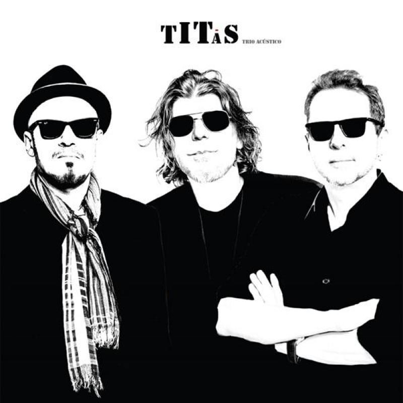 CD TITAS - TRIO ACUSTICO (CD DUPLO 2 CDS)