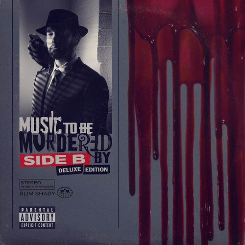 EMINEM - Music To Be Murdered By  Side B CD DUPLO IMPORTADO