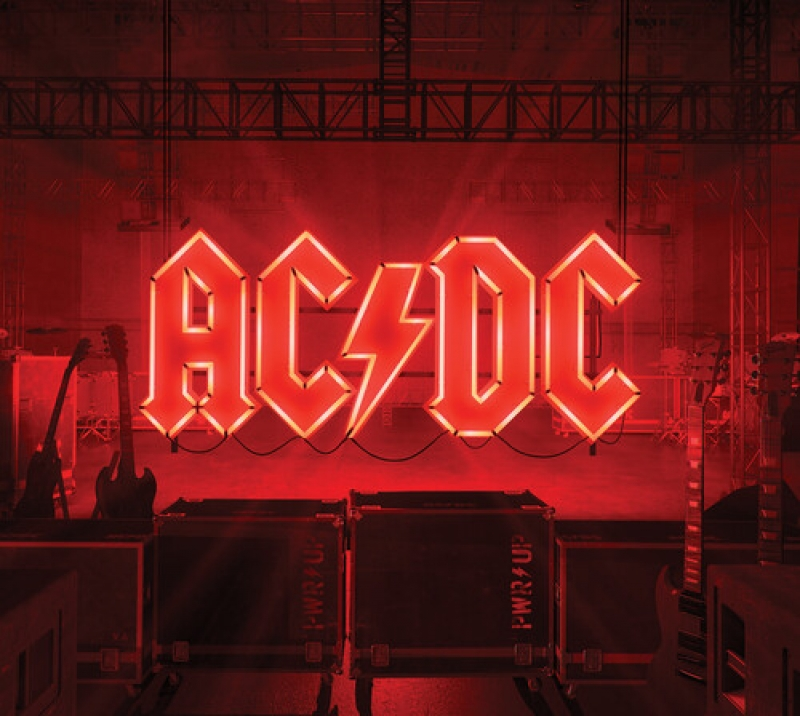 AC DC - POWER (CD)
