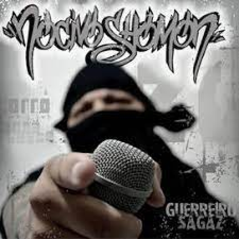Nocivo Shomon - Guerreiro Sagaz (CD)