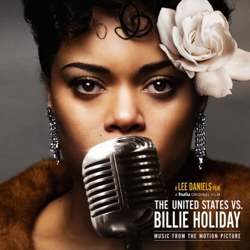Andra Day - The People Vs Billie Holiday  O S T CD