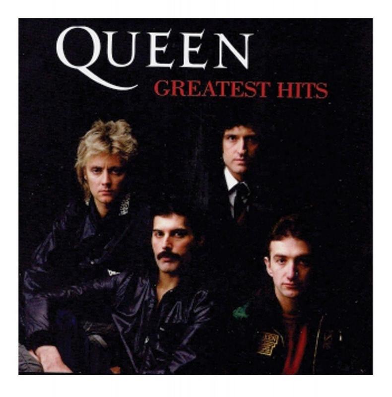 Queen - Greatest Hits (CD)