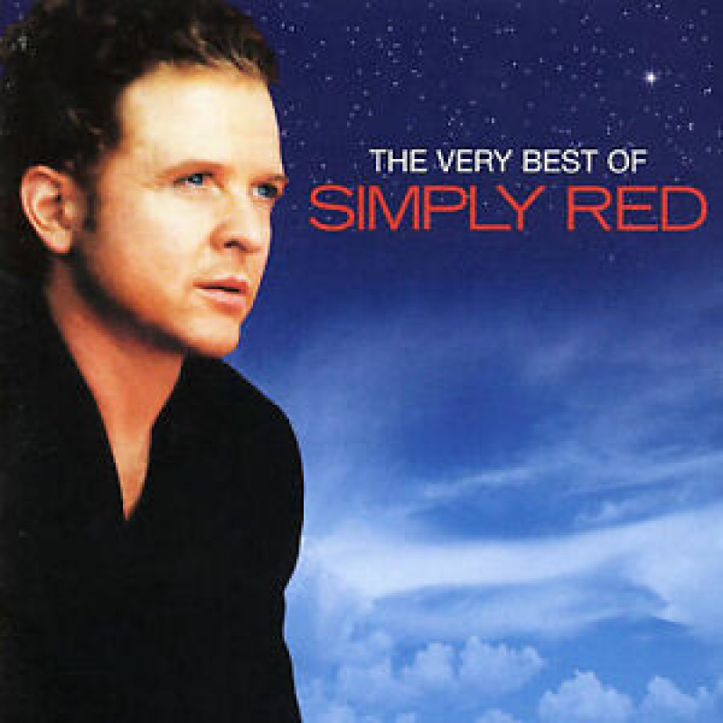 Simply Red - The Very Best Of CD DUPLO