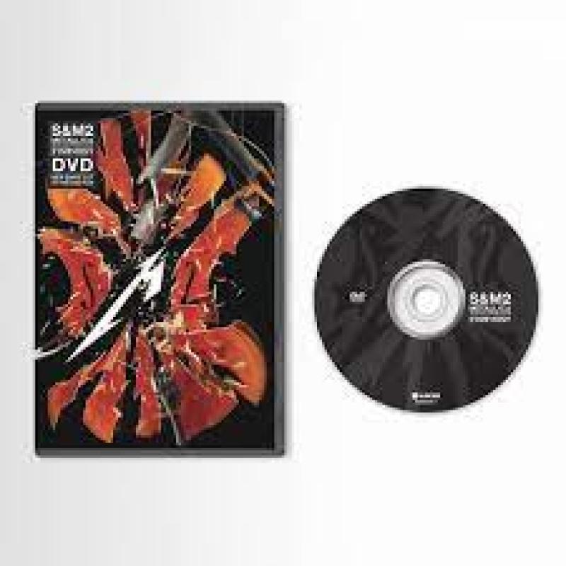 METALLICA - S&M 2 (STANDALONE DVD)