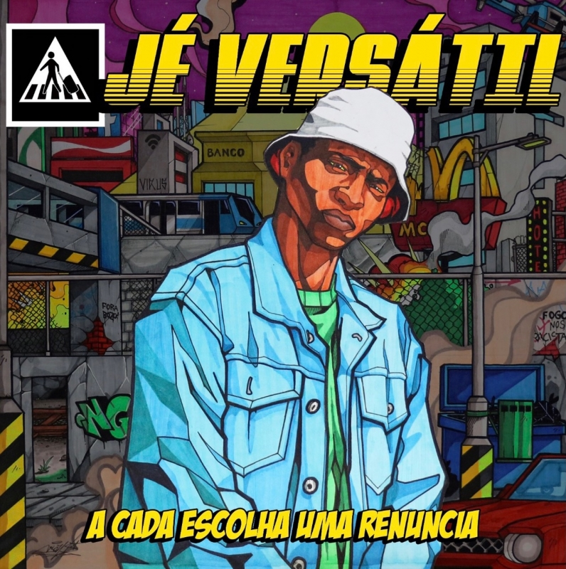JE VERSATIL - A CADA ESCOLHA UMA RENUNCIA (CD)