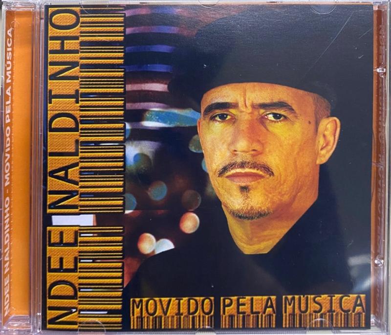 Ndee Naldinho - Movido Pela Musica (CD)