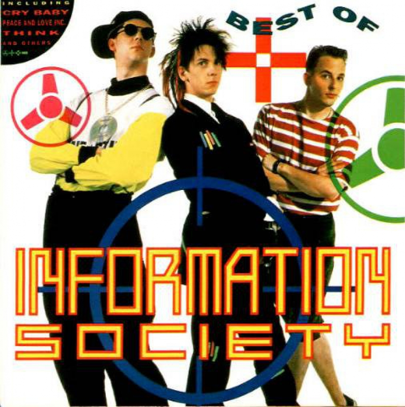 Information Society - Best Of Information Society CD