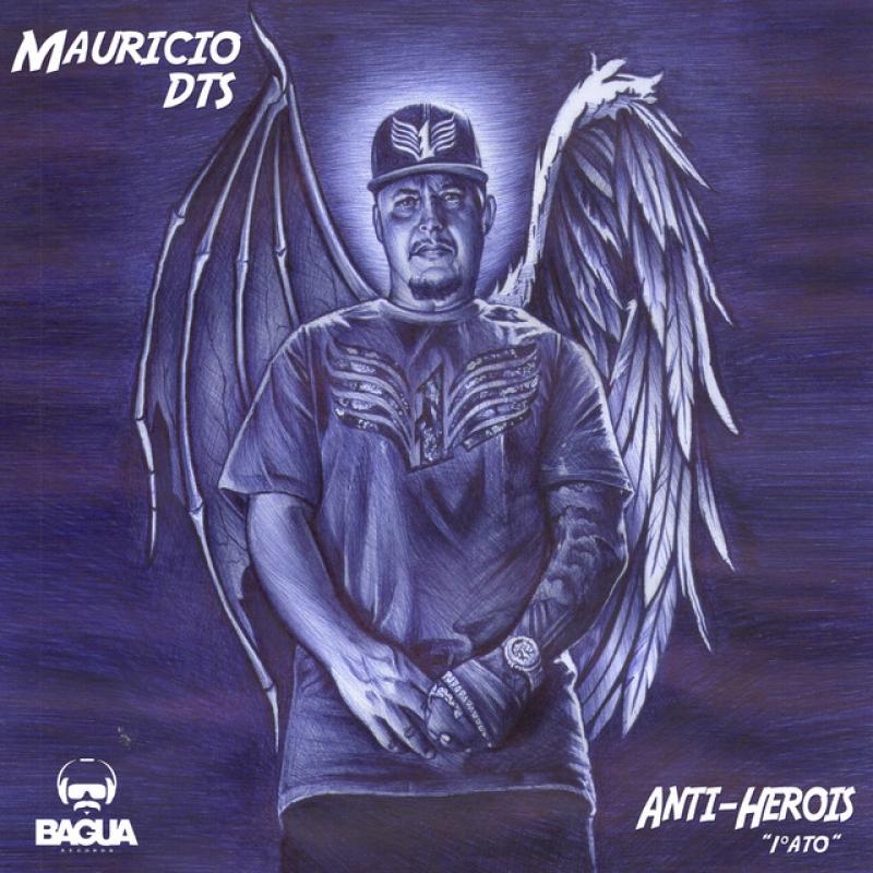 Mauricio Dts - Anti Herois CD