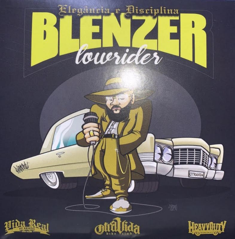 BLENZER LOWRIDER - ELEGANCIA E DISCIPLINA (CD)